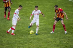 Maillot blanc extérieur porté en ligue 1 2014-2015
