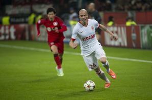 Maillot Monaco extérieur porté en Ligue des champions 2014-2015