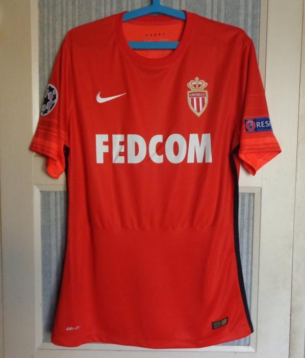 Maillot Gardien 3ème tour préliminaire aller UEFA Champion's League 2015-2016