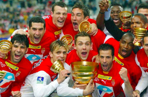 Maillot AS Monaco FC Finale Coupe de la Ligue 2003