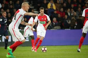 Maillot et fanion AS Monaco FC 1/2 Finale Coupe de France 2017