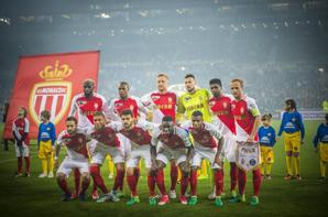 Maillot et Fanion Finale AS Monaco FC Coupe de la Ligue 2017