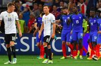 Maillot de match Equipe de France 1/2 Finale UEFA Euro 2016