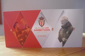 Carton d'invitation présentation de Radamel Falcao