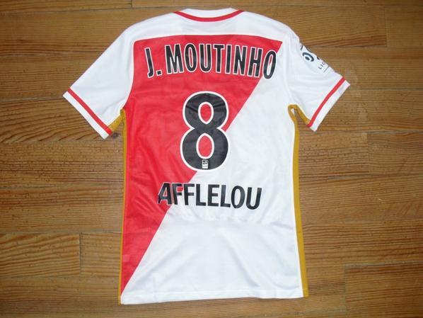 Maillot domicile saison 2015-2016 floqué MOUTINHO (de dos)