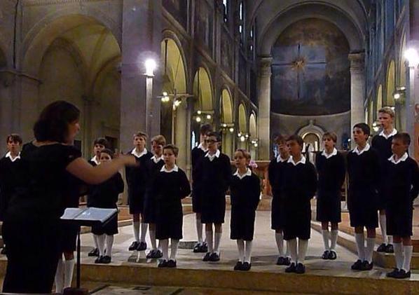 Meilleurs souvenirs de notre concert à Notre Dame des Champs en 2013