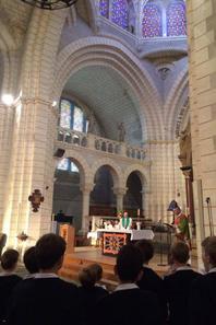 Messe à Tinténiac