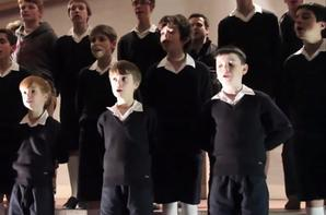 "oy to the World"" & ""Jingle Bells - Maîtrise des Petits Chanteurs de France (avec paroles) en images"