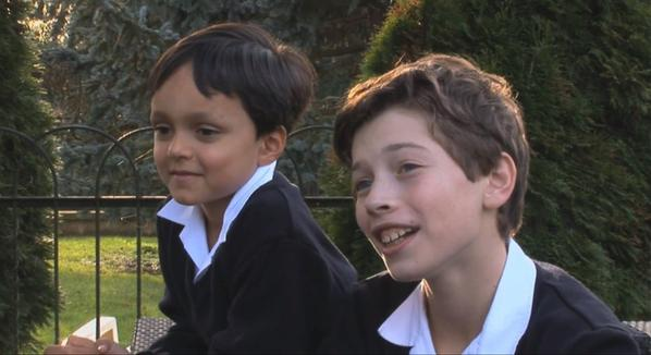 Les Petits Chanteurs de France LE FILM en images (7/7)