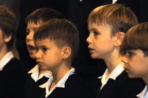 Les Petits Chanteurs de France en images d'un concert