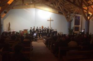 Les Saisies concert 2015