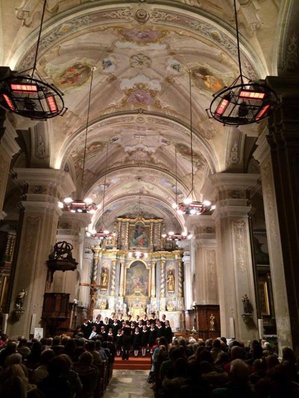 Concert 2015 à Aime-La Plagne (1/2)