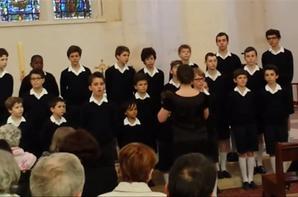 Les Petits Chanteurs de France à Saint Merry en images