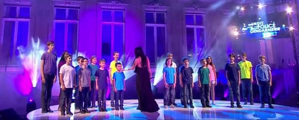 "Anggun ""A nos enfants"" (3/3)"