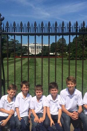 Et enfin, la Maison Blanche et ses alentours !
