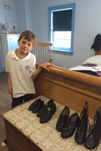 Visite de Amish Farm and House à Lancaster (1/7)