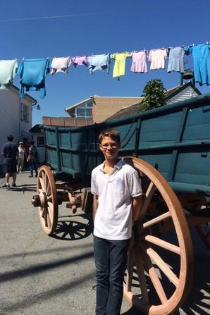 Visite de Amish Farm and House à Lancaster (5/7)