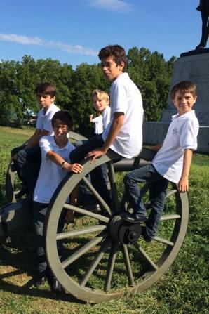 ...un peu d'histoire et quelques photos! Visite des champs de batailles de Gettysburg (1/2)