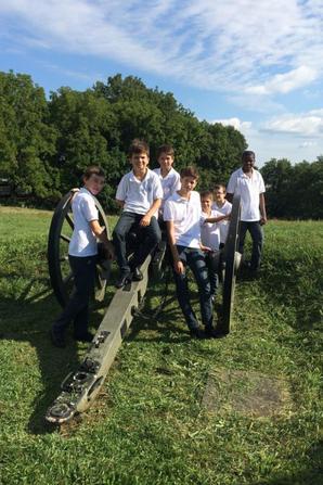 ...un peu d'histoire et quelques photos! Visite des champs de batailles de Gettysburg (2/2)