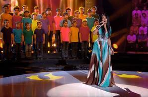 Anggun - A Nos Enfants en images (1/2)