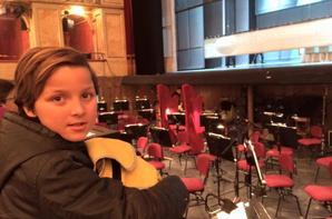 Visite de l'opéra de Rome (1/2)