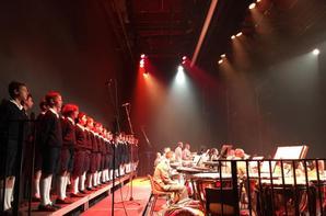 Concert avec la légion étrangère