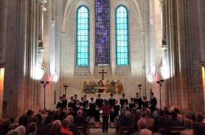 Nouveau programme musical pour notre concert de samedi 21 mai à St Jean aux Bois