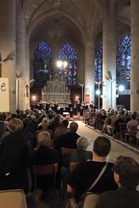 Concert a l'église St Etienne