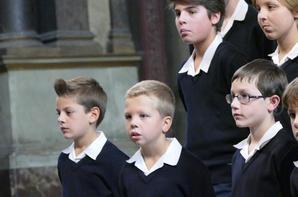 Quelques photos de notre concert à Saint Germain des Près (1/3)
