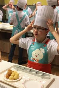 Les PCDF cuisinent et deviennent en plus d'être des Chanteurs ...des grands Chefs! (3/5)