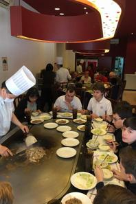 Après un déjeuner aussi beau à voir qu'à manger ....nous voici à Hsinchu (1/2)