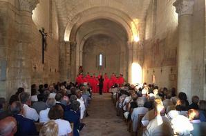 Standing ovation pour notre premier Concert à Fléac