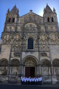 Petite visite d Angoulême avant notre départ pour...la suite de notre tournée