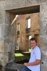 Visite d'Oradour sur Glane (1/2)
