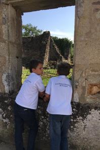 Visite d'Oradour sur Glane (2/2)
