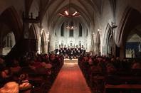 Église pleine ce soir à Nogent-le Rotrou