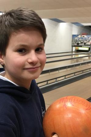 Un peu de détente au bowling (1/4)