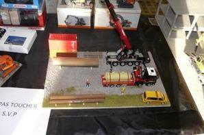 exposition de miniature à Avremesnil