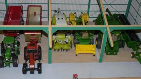 miniatures agricole à avremesnil