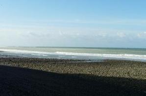 un peut de mes photos plages de veulettes-sur-mer (haute-normandie)