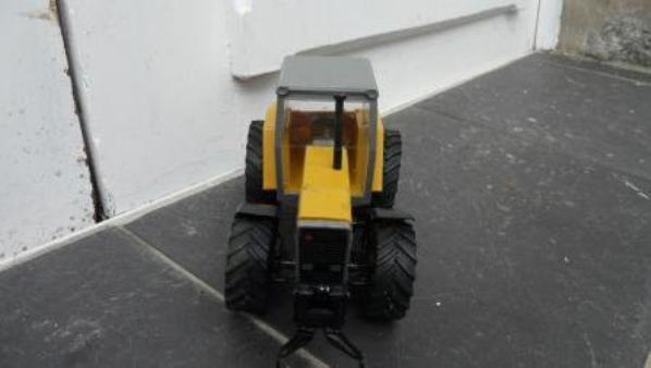 modification d'un tracteur massey-ferguson 3680