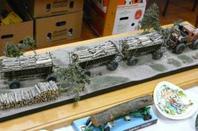 exposition de miniature au vieux-rouen-sur-bresle (76)
