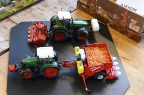 exposition de miniature agricole  val de saane (76)