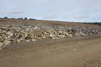 Visite de chantier Chateauneuf-du-faou bretagne