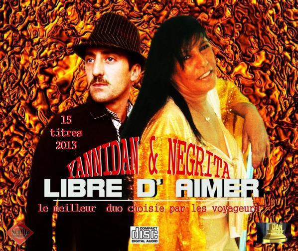 ALBUM participation yannidan CD