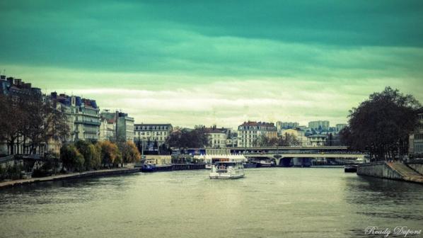 le fleuve...