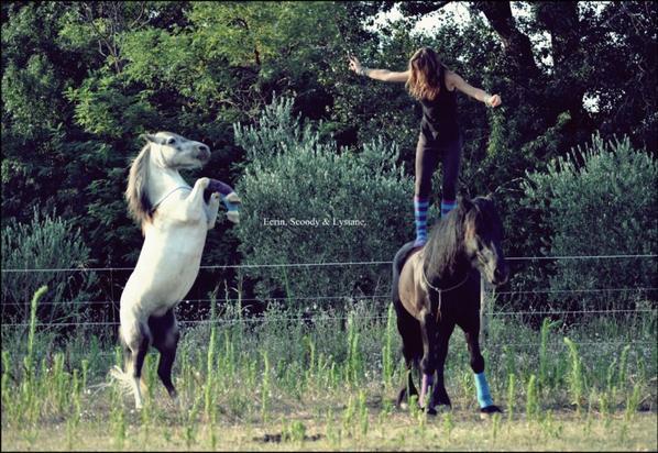 Lysiane; Ecrin; Scoody & Bambin  ♥