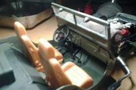 suite et fin de mon jeep hot raod