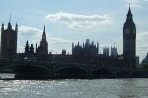 Notre voyage a Londres