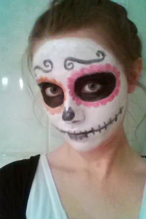 Aujourd'hui c'est Halloween ! :)